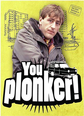 You Plonker