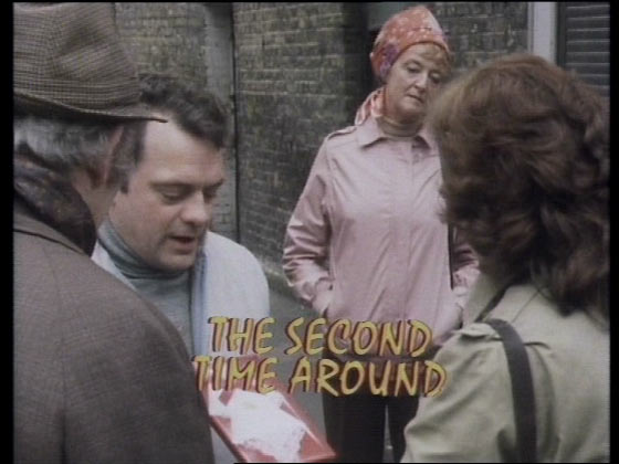 The Second Time Around Only Fools and Horses Full Script