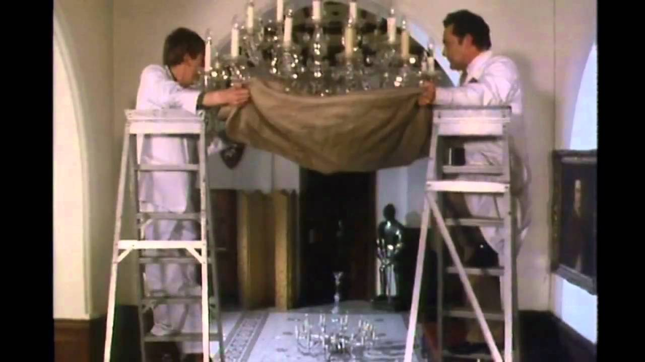 Only Fools and Horses chandelier