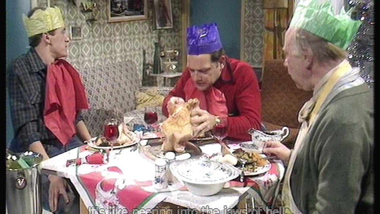 Only Fools And Horses Series 1 Episode 7 Christmas Crackers Full Script