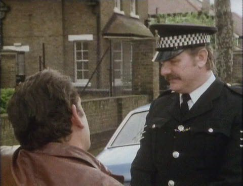 Policeman from The Russians are Coming - Only Fools and Horses