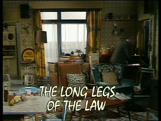 Only Fools and Horses Full Script - The Long Legs of the Law. Series 2 Episode 1