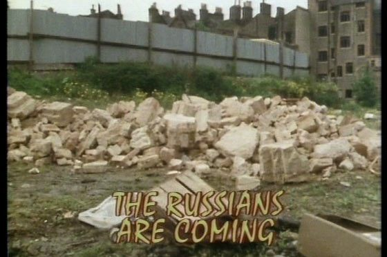 The Russians are coming! - Only Fools and Horses Full Script