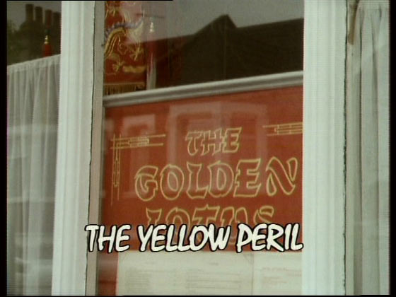 The Yellow Peril - Only Fools and Horses