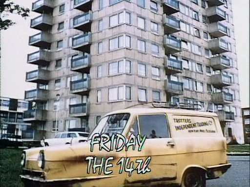 Only Fools and Horses Friday 14th