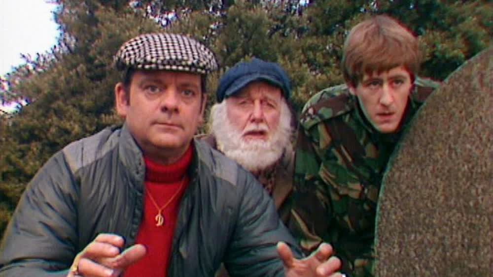 Only Fools and Horses As One Door Closes