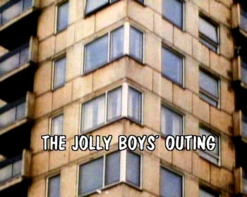 Only Fools And Horses Special The Jolly Boys' Outing Full Script
