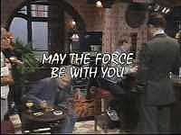 Only Fools and Horses May The Force Be With You