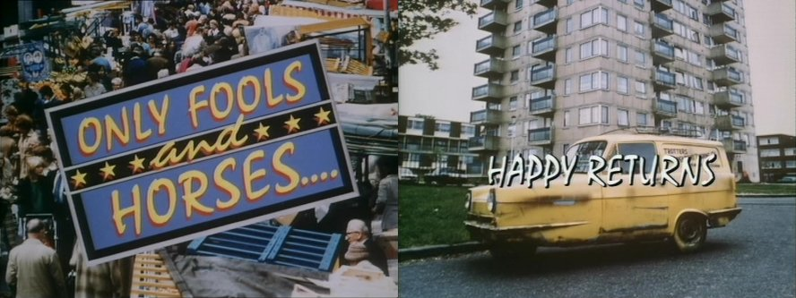Only Fools and Horses Happy Returns