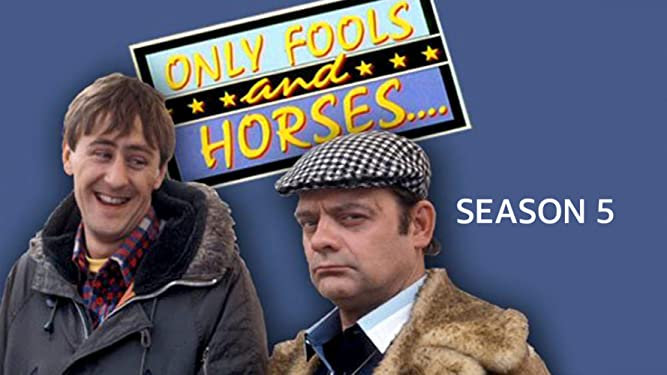 Only Fools and Horses Series 5 Episode 1