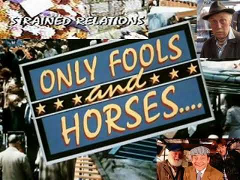 Only Fools and Horses Strained Relations