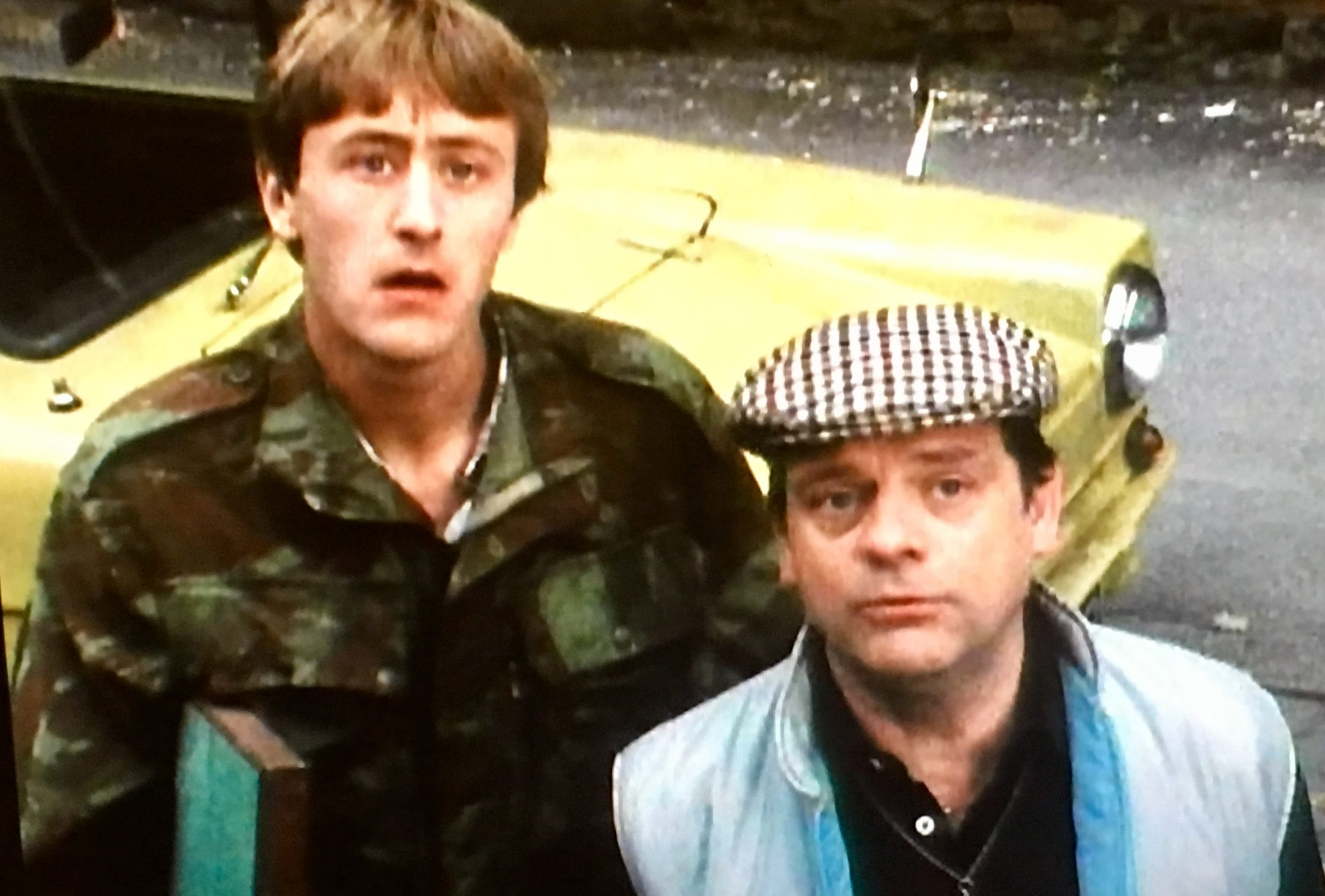 Only Fools and Horses To Hull And Back