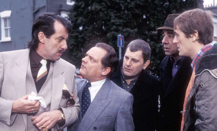 Only Fools and Horses Chain Gang